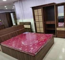 Platinum new sliding bedroom set #2