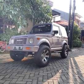 Suzuki Country 93 Silver Rawatan