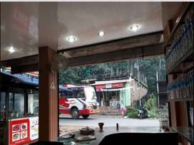 Hotel For Sale in S Curve (S Bend Nr Kerala Border )