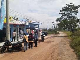 Dijual Murah kav rumah harga MURAH mudah stasiun kereta cepat Bandung