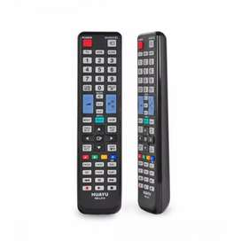 Universal Remote For Samsung Led & Lcd Tv Black (RM-L919)