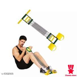 It Has 1 Piece Of Tummy Trimmer With Handgrip & Chest