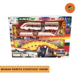 Mainan Kereta Choochoo 19020B