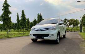 Antik KM58RB- Toyota Avanza G 1.3 MT 2015/2016 Manual Putih ,NO PR