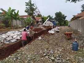 Jual rumah murah strategis pas jalur angkutan ke stasiun Bojonggede