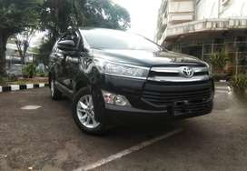 Toyota Innova Reborn Type G Diesel Hitam 2017