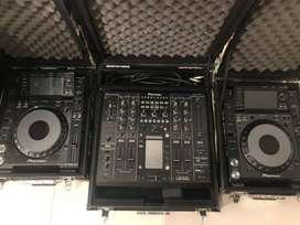 JUAL CDJ 2000 NEXUS DJM 2000 SECOND
