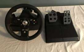 Dirving set for pc consoles