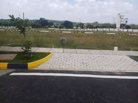 .BMRDA Approved Plots,E-Katha with All Amenities Near Hoskote-Ecocity