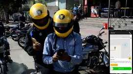 Need 100 bikers for Rapido - No charges for joining