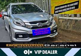 [VIP DEALER} HONDA MOBILIO RS 2015 MT,DP CICILAN MURAH,LOK JAGAKARSA