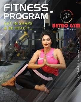 Retro - Best Yoga Center in Kanpur