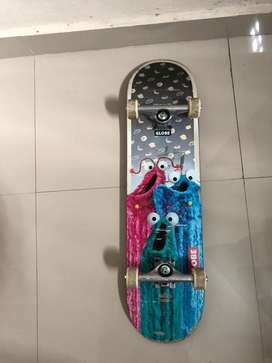 Skateboard ukuran 8.0