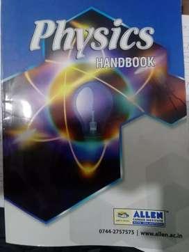 Allen handbook of physics