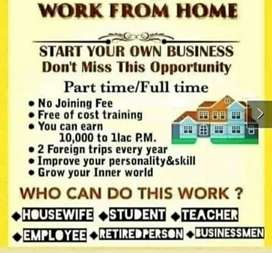 Business opportunity for unemployment youth of our hand k...