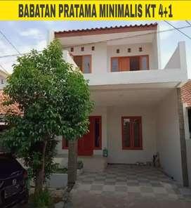 New Babatan Pratama Wiyung HFR dkt Mukti Taman Pondok Indah Citraland