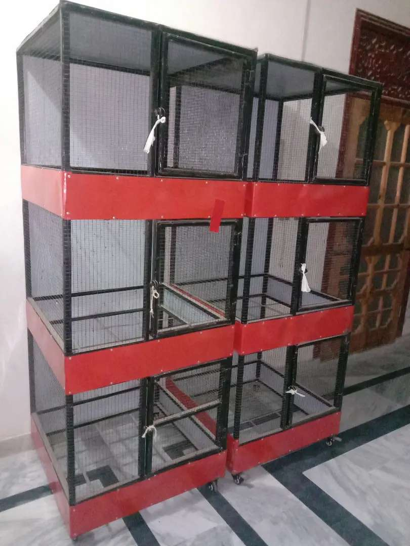 3 tower cages for sale