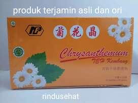 Minuman untuk panas dalam teh bunga chrysanthemum