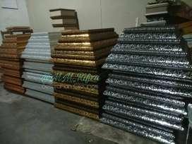 Kotak seserahan frame Batik