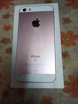 Apple phone SE 32GB Rose Gold