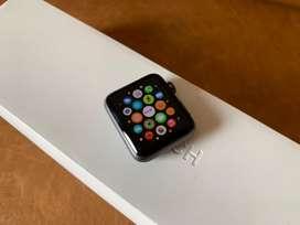 Apple watch series 3 42mm super mantap
