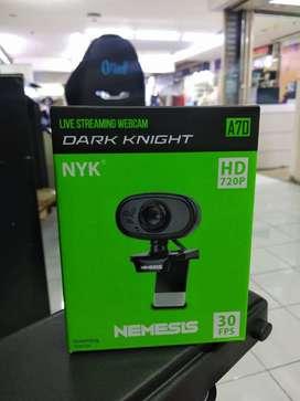 NYK NEMESIS DARK KNIGHT WEBCAM A70HD 720P