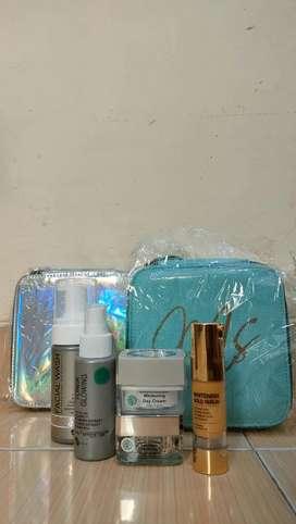 Paket Hemat MS Glow (basic+serum)