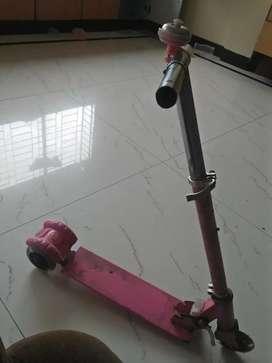 Children scooter best condition