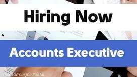 Hiring of Female Accounts Executives