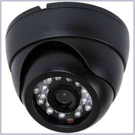 Paket CCTV 4 Channel AHD 1.3 MP Infrared Online Internet