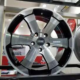 Pelek Velg Mobil Ring 17x7,5 H5x114,3 Et45 Innova,Ertiga,Crv,Xpander