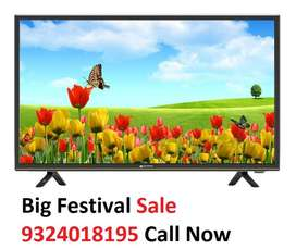 "Maha bachat offer 40"" android full HD LED with Guarantee on sale"
