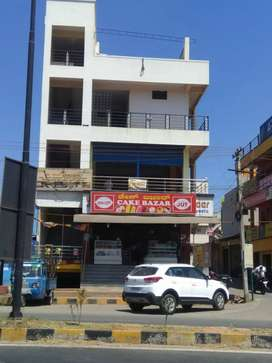 Commercial flr for rent. Near Teresian clg circle, Bannur road, Mysore