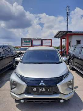Xpander 2018 Exceed manual. Km 19rb