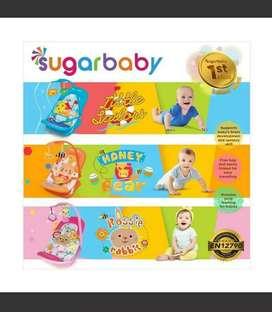 Bouncer sugar baby infant seat honey