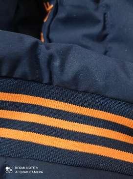 Jacket rib
