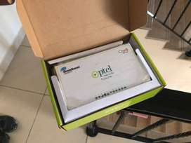 Ptcl Adsl dual antena new condition modem for sale