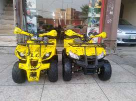 Hunters And Hummer ATV QUAD 4 Wheels Bike  Deliver All Pakistan