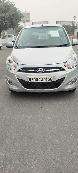 Hyundai I10 i10 Asta 1.2 with Sunroof, 2012, Petrol