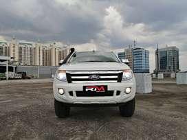 Ford Ranger XLT 3.2L 4X4 MT Double Cabin Diesel - KM Super ANTIK