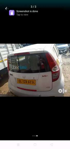 Want to sell commercial ritz lxi attached with both ola amd uber