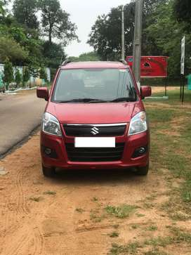 Maruti Suzuki Wagon R VXi BS-III, 2015, Petrol