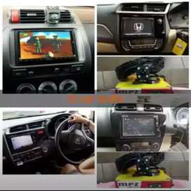 Dvd 2din for JAZZ BRIO MOBILIO android link 7inc plus camera hd mumer