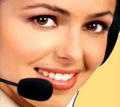 Lady front office manager