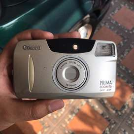 Kamera Analog Canon Prima Zoom 76 AiAF with date