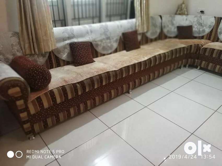 Sofa set with Corner 0