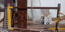 Old Doors, side Frames, avd vaasalu