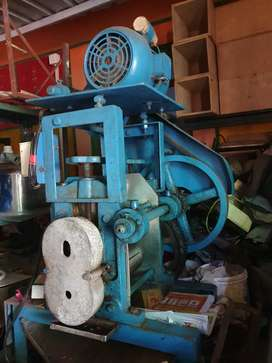 Sugar cane machine with stand Electricity