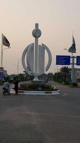 10 Marla Possession Plot Available for Sale in Bahria Orchard