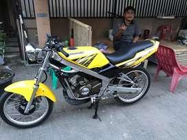 Dijual Ninja SS 2014 Kuning Mulus